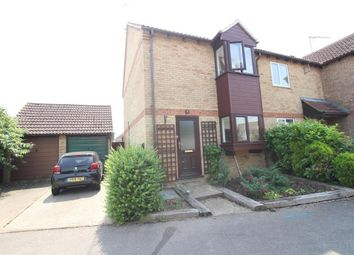 Thumbnail 2 bed end terrace house for sale in Kingsmead Court, Littleport, Ely