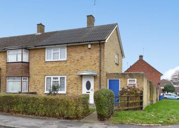 Thumbnail 2 bedroom end terrace house to rent in Redvers Road, Bracknell