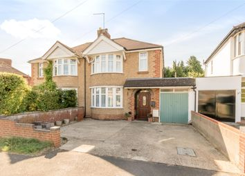 Thumbnail 3 bedroom semi-detached house for sale in Arthray Road, Oxford