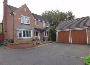 Thumbnail 4 bed detached house for sale in Scythe Road, Daventry