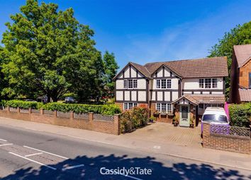 4 bed detached house for sale in Marshalswick Lane, St Albans, Hertfordshire AL1