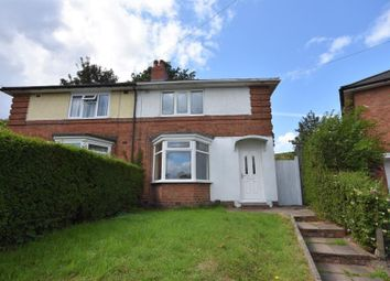 Thumbnail 3 bed semi-detached house for sale in Dimsdale Grove, Northfield, Birmingham