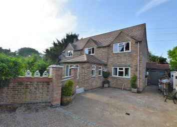 Thumbnail 3 bed detached house for sale in Barrow Road, Burton-On-The-Wolds, Loughborough