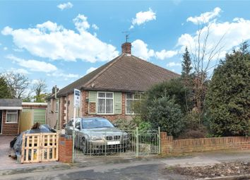 Thumbnail 2 bed semi-detached bungalow for sale in Harford Road, London