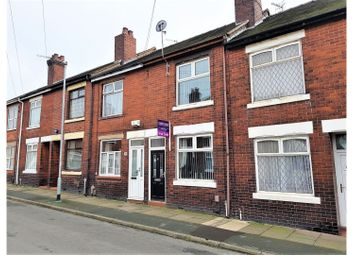 Thumbnail 2 bedroom terraced house for sale in Hollings Street, Stoke-On-Trent