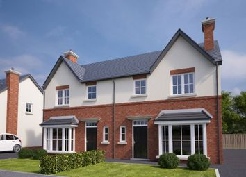 Thumbnail 3 bed semi-detached house for sale in Coopers Mill, Upper Newtownards Road, Dundonald