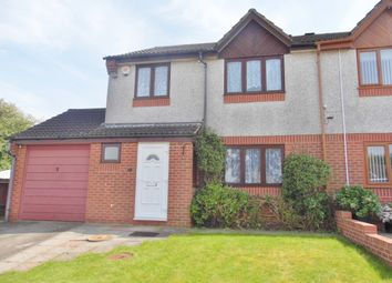 Thumbnail 3 bed semi-detached house to rent in Tracey Meadow, Rednal, Birmingham