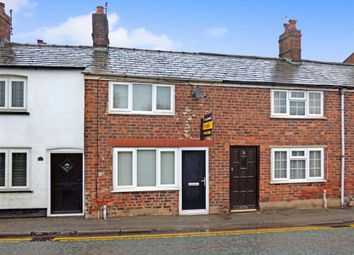 Thumbnail 2 bed terraced house for sale in High Street, Weaverham, Northwich, Cheshire