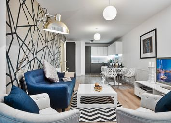 Thumbnail 2 bedroom flat for sale in Plot 46/51/56, Trinity Square, High Road, Finchley, London