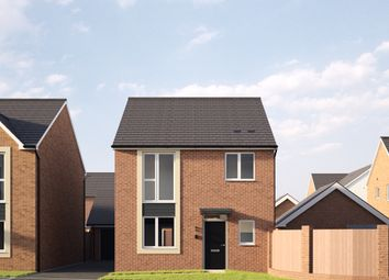 Thumbnail 3 bed detached house for sale in Reading Road, Wantage