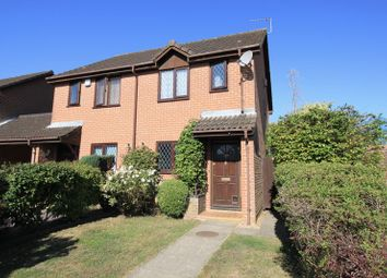 Thumbnail 2 bed semi-detached house for sale in Stirling Crescent, Hedge End, Southampton