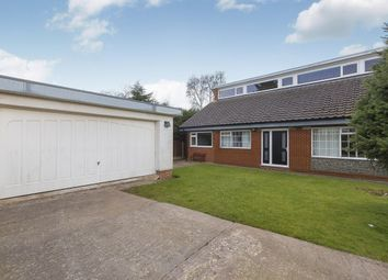 Thumbnail 3 bed bungalow for sale in Low Croft, Woodplumpton, Preston