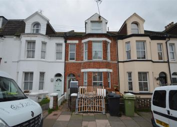 Thumbnail 3 bedroom terraced house for sale in Cornwall Road, Bexhill-On-Sea