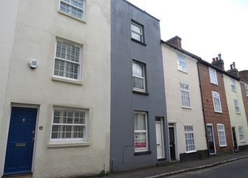 Thumbnail 3 bed terraced house for sale in Russell Street, Hastings