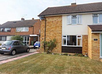 Thumbnail 3 bed semi-detached house for sale in Woodlands, Tonbridge
