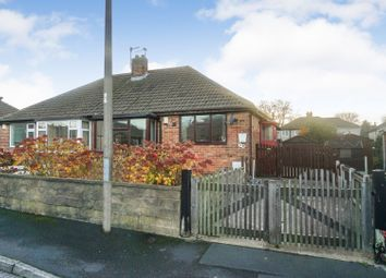 Thumbnail 2 bed semi-detached bungalow for sale in Warwick Drive, Bradford