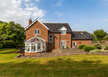 Thumbnail 4 bed detached house for sale in Southdowns, Old Alresford, Alresford, Hampshire