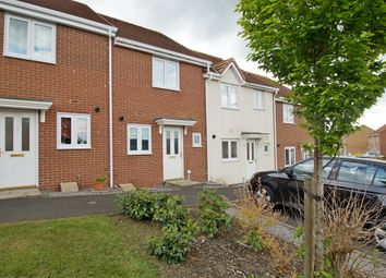 Thumbnail 2 bed terraced house for sale in Hilltop Walk, Langley Park, Durham