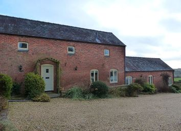 Thumbnail 3 bed barn conversion for sale in Cross O The Hands, Turnditch Belper Derbyshire