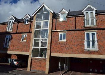 Thumbnail 2 bed flat to rent in Bridge Street, Grantham