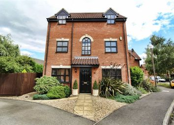 Thumbnail 4 bedroom detached house for sale in Malton Close, Monkston, Milton Keynes