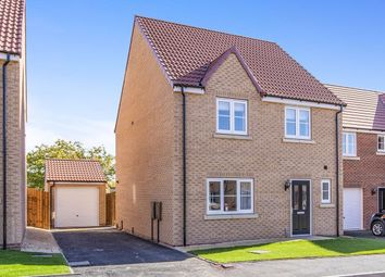 Thumbnail 4 bed detached house to rent in Peregrine Square, Brayton, Selby