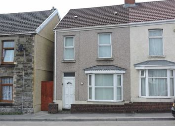 Thumbnail 2 bed semi-detached house for sale in Clase Road, Morriston, Morriston