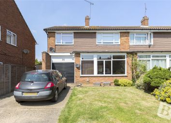 Thumbnail 4 bedroom semi-detached house for sale in Longacre, Chelmsford, Essex