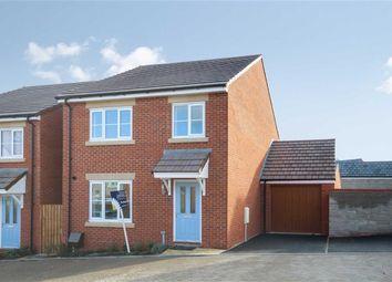 Thumbnail 4 bed detached house for sale in Stepstones, Ridgeway Farm, Swindon