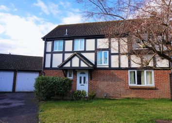 Thumbnail 4 bed detached house for sale in Scrivens Mead, Thatcham