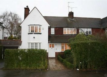 Thumbnail 5 bedroom semi-detached house to rent in Ruskin Close, Hampstead Garden Suburb