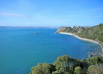 Thumbnail 3 bedroom flat for sale in Kilmorie Ilsham Marine Drive, Torquay
