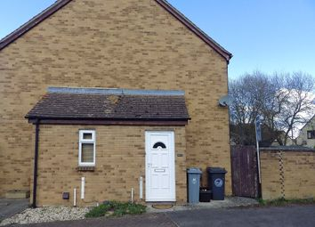 Thumbnail 1 bedroom semi-detached house to rent in Manor Road, Witney, Oxfordshire