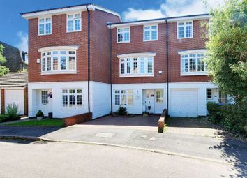 Thumbnail 4 bed terraced house for sale in Canford Close, Enfield
