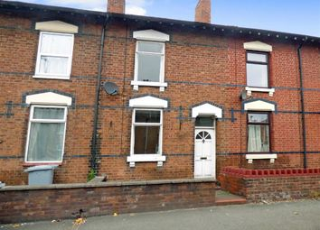 Thumbnail 2 bed terraced house to rent in Wistaston Road, Crewe