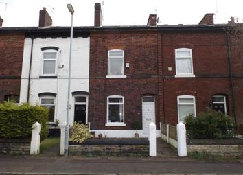 Thumbnail 3 bed terraced house for sale in Clarendon Street, Whitefield, Manchester, Greater Manchester