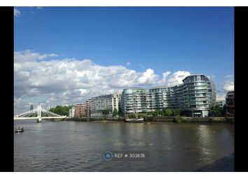 Thumbnail 2 bed flat to rent in Battersea, London