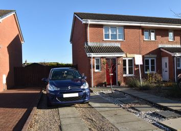 Thumbnail 3 bed end terrace house for sale in Cricketfield Place, Armadale, Bathgate