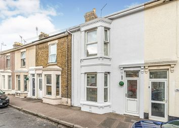 Thumbnail 2 bed terraced house to rent in Invicta Road, Sheerness