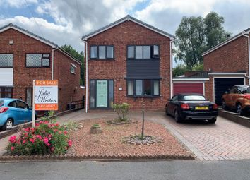 Thumbnail 3 bed detached house for sale in Sunbury Drive, Trench, Telford