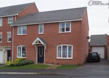 Thumbnail 4 bed detached house for sale in Kerry Close, Clipstone Village, Mansfield, Nottinghamshire