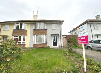 3 bed semi-detached house for sale in Thames Avenue, Chelmsford CM1