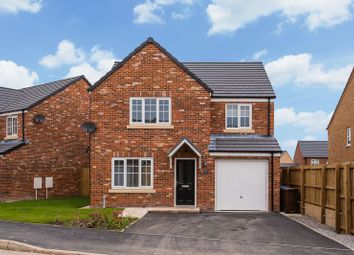 Thumbnail 4 bed detached house for sale in Stableford Close, Standish, Wigan