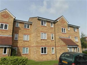 Thumbnail 1 bed flat to rent in Explorer Drive, Watford