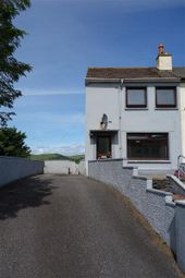 Thumbnail 2 bed semi-detached house for sale in Ralston Road, Campbeltown