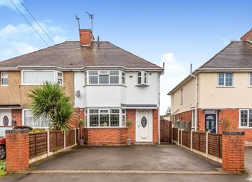 Thumbnail 4 bed semi-detached house for sale in Littlewood Road, Cheslyn Hay, Walsall