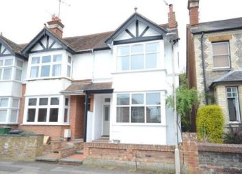Thumbnail 4 bed end terrace house for sale in Blenheim Road, Caversham Heights, Reading