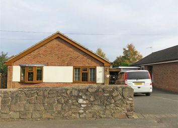 Thumbnail 2 bed detached bungalow for sale in Long Street, Stoney Stanton, Leicester