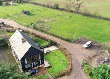 Thumbnail 3 bed barn conversion for sale in Great Amwell, Nr Ware, Herts