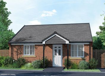 Thumbnail 2 bed semi-detached bungalow for sale in Wheatfields, Ambridge Way, Seaton Delaval, Tyne & Wear